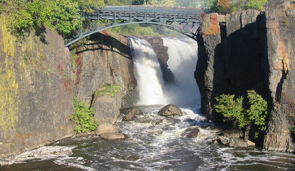 Great Falls National Park of the Passaic River